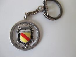Porte Clé Ancien Baden-Baden - Porte-clefs