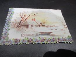 Chromo, Chocolat Baron Anvers - Autres
