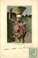 AFRIQUE DU SUD - Carte Postale - Contented Mother - L 29871 - South Africa