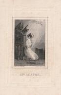 GEBOREN TE THIELRODE 1814+1841 ISABELLA-JACOBA SMET.-ZELDZAAM - Godsdienst & Esoterisme