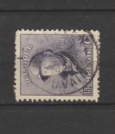 COB 169 Oblitération Centrale LEUVEN - 1919-1920 Roi Casqué