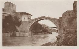 AK Mostar Мостар Römerbrücke Brücke мост Most Neretva Bosnien Herzegowina Bosna Bosnie Bosnia Hercegovina Herzegovine - Bosnien-Herzegowina