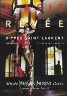 Rêvée D'Yves Saint Laurent - Publicité