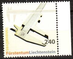 Liechtenstein 2006: Zu 1376 Mi 1433 Yv 1374 PAV-Schieblehre - Pied à Coulisse - Calipher. ** MNH (Zu CHF 6.00) - Usines & Industries