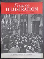 FRANCE ILLUSTRATION N°18 2 Février1946 Le Deuxième Ministère De La IVème République; Les Nouveaux Ballets Russes - 1900 - 1949