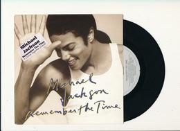"""MICHAEL JACKSON """" REMEMBER THIS TIME """" Disque EPIC 1991   TRES BON ETAT - Rock"""