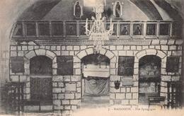 7 Nazareth The Synagogue - Judaisme