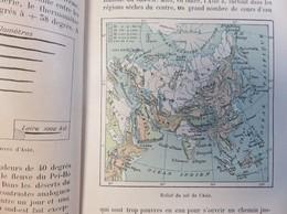 226 - Géographie 1904 - Asie De L'Insulinde & Afrique - Schrader - Gallouédec - Books, Magazines, Comics