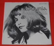 SP  DOUNIA   ( Claude Engel ) //  ELECTROCHOC . //  Excellent état - Vinyl-Schallplatten