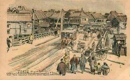 JAPON - Carte Postale - Tokyo - Illustrateur - L 29881 - Tokio