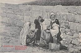 Arab Shoemaker Jerusalem ISRAEL - Israel