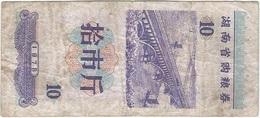 China (CUPONES) 10 Kilos 1978 Hunan Cn 43 2010000 Ref 26 - China