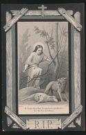 VIRGINIE BOUTERDAL   ANSEROEUL  1810   GAND  1867 - Décès