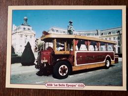 L21/73 Bordeaux. Bus La Belle époque. Renault TN4F De 1935 - Bordeaux