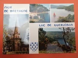 -Mur De Bretagne-Le Lac De Guerledan- - Sonstige Gemeinden