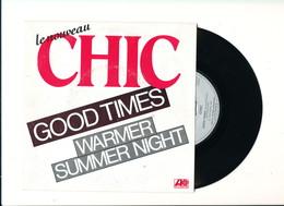 """CHIC  """" GOOD TIMES """" Disque ATLANTIC 1979  TRES BON ETAT - Rock"""