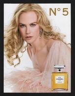 Ads Pub Papier 2006 Parfum Femme N° 5 CHANEL Nicole Kidman Parfums Perfume - Publicités