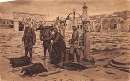 Water Well Jerusalem ISRAEL - Israel