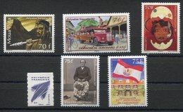 RC 12690 POLYNÉSIE TIMBRES DIVERS 2010 ET APRÈS NEUF ** - Polynésie Française