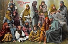 Group Of Bedoin Women Jerusalem ISRAEL - Israel