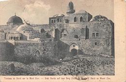 Tombeau De David Sur Le Mont Zion Jerusalem ISRAEL - Israel