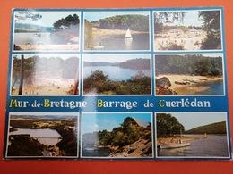 -Mur De Bretagne-Barrage De Guerledan- - Francia