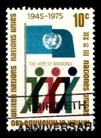 Nations Unies New-York 1975 Mi.Nr: 283 30.Jahre Vereinte Nationen  Oblitèré / Used / Gebruikt - Oblitérés