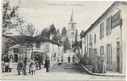 52 VAUX SUR BLAISE - Rue De L'église - Animée - Autres Communes