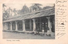 Jetty Temple Penang MALAYSIA - Malaysia
