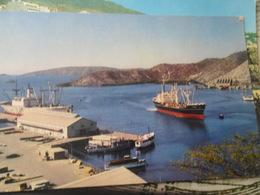Puerto De Guanta Bateau Ship - Venezuela
