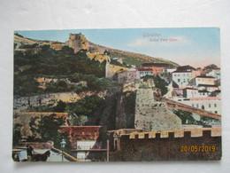 CPA POSTCARD V1915 Tarjeta Postal GIBRALTAR LAND PORT GATE Editor VB. CUMBO - Gibraltar
