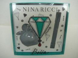 """NINA RICCI """" BELLA """" BOITE VIDE  NEUVE ,VOIR ET LIRE !! - Miniatures De Parfum"""