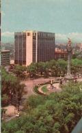 MEXICO-HOTEL MARIA ISABEL-PASEO DE LA REFORMA-VIAGGIATA 1937 - Messico