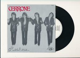 "CERRONE "" ROCK ME "" Disque MALLIGATOR RECORDS 1979  TRES BON ETAT - Rock"