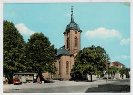LUFTKURORT  AROLSEN  (WALDECK)    STADT-KIRCHE                 (VIAGGIATA) - Germania