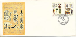 New Zealand FDC 6-3-1991 Complete Set Bicentenary Of The Discovery Of The Chatham Islands With Cachet - FDC