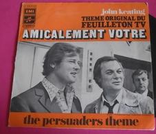 SP  Theme BO TV    //  AMICALEMENT VOTRE  //   Bon état - Vinyles