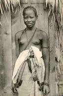 ETHNIQUES - Carte Postale - Jeune Fille Du Sénégal - L 29895 - Afrique