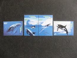 Territoire Antarctique Australien: TB Série N° 102 Au N° 105, Neufs XX. - Australian Antarctic Territory (AAT)