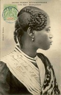 ETHNIQUES - Carte Postale - Jeune Fille Betsimisiraka ( Madagascar ) - L 29896 - Afrique