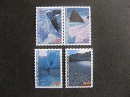 Territoire Antarctique Australien: TB Série N° 106 Au N° 109, Neufs XX. - Australian Antarctic Territory (AAT)
