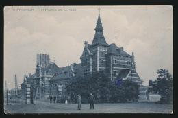 SAINT GHISLAIN  EXTERIEUR DE LA GARE - Saint-Ghislain
