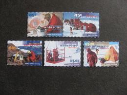 Territoire Antarctique Australien: TB Série N° 110 Au N° 114, Neufs XX. - Unused Stamps
