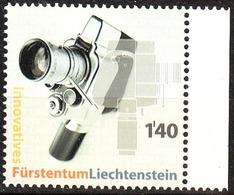 Liechtenstein 2006: Zu 1375 Mi 1432 Yv 1373 CARENA Filmkamera - Caméra  ** MNH (Zu CHF 3.50) - Cinéma