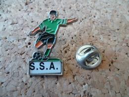 PIN'S   FOOTBALL  SSA - Calcio