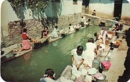MEXICO-PUBLIC WASHING PLACE-LOS LAVADEROS-TAXCO.-NON VIAGGIATA - Messico