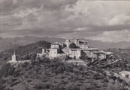 CARTOLINA -  UDINE - SANTUARIO DI CASTELMONTE CIVIDALE  - VIAGGIATA PER BERGAMO - Udine