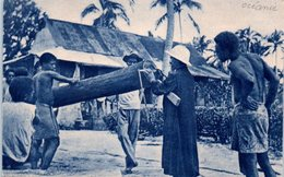 Missions D' Océanie  - Un Missionnaire Constructeur - Missions