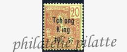 -Tchong-K'ing 54** - Tch'ong-K'ing (1902-1922)