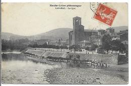 LANGEAC - Le Quai - Langeac